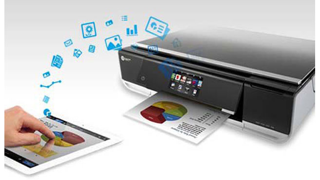 HP impresion movil