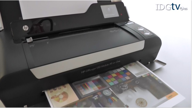 HP OfficeJet 150 analisis
